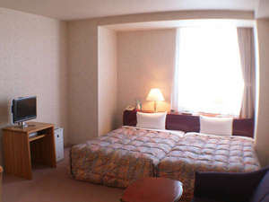 レガロホテル広島:リバービューも楽しめるデラックスルーム