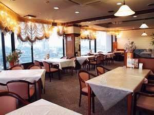 プラザホテルアベニュー:7階 朝食会場