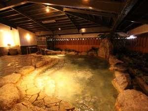 ホテルマハイナウェルネスリゾートオキナワ:大浴場「マハイナ塩泉」2