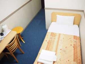 ビジネスホテル レガート:首相官邸御用達のオリバー社製のベッドマットを使っています。