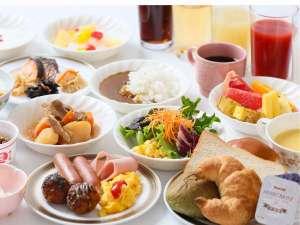 大阪ガーデンパレス:朝食イメージ