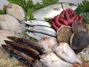 ホテル網元:新鮮な魚介類♪直営鮮魚店からご用意!