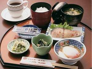 佐世保第一ホテル:朝食内容(一例)