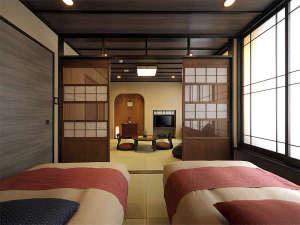8+6畳【お洒落和室】-和洋室スタイル-