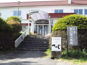 恵山温泉旅館 外観