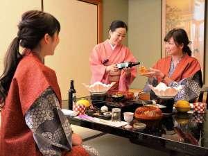 有馬温泉 神戸牛と金泉・銀泉の宿 有馬御苑:お部屋でゆったり。お部屋食のプランも豊富にご用意!