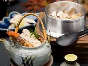 下呂温泉 望川館(ぼうせんかん):美食の秋♪松茸の土瓶蒸しと松茸ごはんで秋満足♪