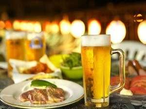 下呂温泉 望川館(ぼうせんかん):川風に吹かれながら納涼を味わう♪ビールで乾杯!!