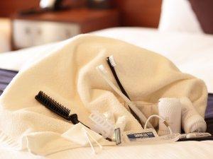 オリエンタルホテル広島:[アメニティ]ふんわり柔らかい「竹タオル」は吸水性・抗菌作用にすぐれたタオルです。
