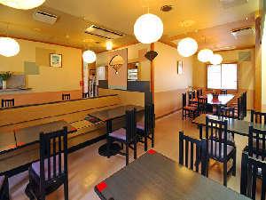 ホテルルカ:※酒処『彩』ホテル併設の食事処です。一品ものから定食までご用意致しております。