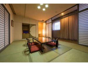 ホテル メルパルク仙台:10畳から14畳まで3種類の大きさの和室がございます。