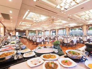 SHIROYAMA HOTEL kagoshima(城山観光ホテルより宿名変更):朝食会場イメージ