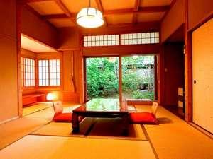 四季の里 はなむら:【和室10畳離れ客室】