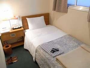 ユーキホテル:【コンパクトシングル】8㎡の小さめのお部屋ですが、お値打ちなので大人気♪