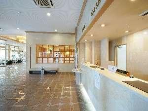オオズプラザホテル:フロント