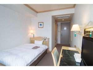 オオズプラザホテル:シングルルーム
