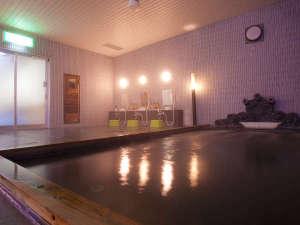 4階 ラジウム温泉大浴場「海幸の湯」「山幸の湯」