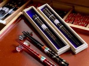 【売店商品】小浜は若狭塗り箸の生産量第1位なんです!