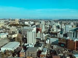 12~15階のお部屋からは柏市内の眺望がご覧いただけます