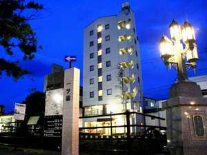 ホテル池田屋 外観