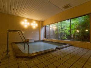 岩国国際観光ホテル別館開花亭:館内の大浴場は滞在中いつでも何度でも、お好きなだけ入浴できます♪
