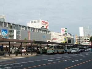 広島駅前グリーンホテル:広島の玄関口、広島駅です。ホテルより徒歩3分です。