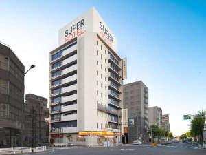 スーパーホテル名古屋駅前の写真