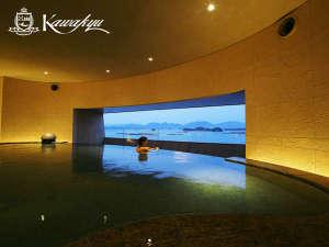 ホテル川久:2016/7/16 温泉サロン「ROYAL SPA」オープン