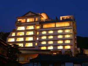 ホテルおもと 浅間温泉随一の天空露天風呂の写真
