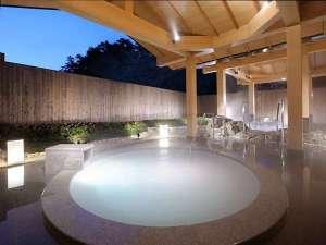 鳥羽国際ホテル:潮路亭*パールオーロラ風呂 入湯税¥150でご利用可能。随時ご送迎させていただきます。