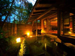 """手塚ryokan:静かな時間を過ごす""""ラグジュアリー空間""""~今宵『源泉掛け流し』美肌湯は、あなただけのもの~"""
