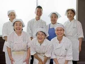 ホテル川六エルステージ高松:朝食スタッフ一同笑顔でおもてなしいたします♪
