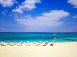 ホテルムーンビーチ:ビーチ(イメージ)