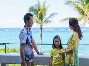 ホテルムーンビーチ:家族イメージ