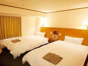 ホテルプライム富山:ツインル-ム
