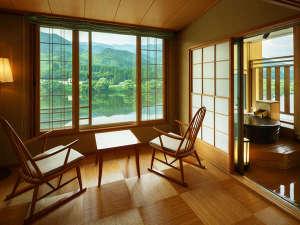 咲花温泉 翠玉の湯 佐取館:風月 風呂2