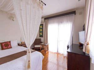 ホテルパティーナ石垣島:女性限定・レディースルーム1・2名利用☆カップルもOK♪