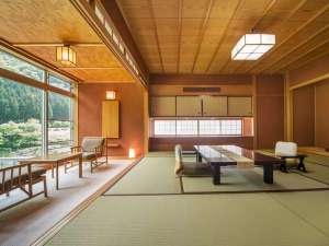 ☆本館特室一例 413号室(バス付トイレ付き)☆鈴木京香さんご宿泊部屋となります。