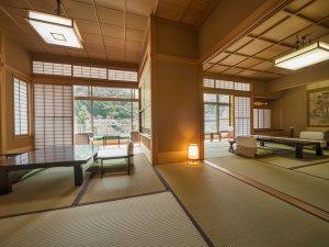 ☆本館特別室 414号室(バス付トイレ付き)☆西田敏行さんご宿泊部屋となります。