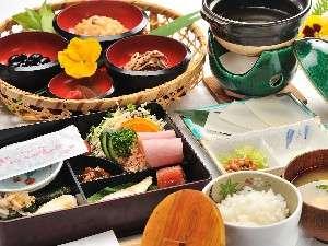 わらべ唄の宿 湯の原:オリジナリティ溢れる朝食を召し上がれ