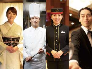 ホテルメトロポリタン仙台:快適にお過ごしいただけるようサポート致します
