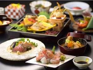 加賀屋グループ 料理旅館 金沢茶屋:料理イメージ