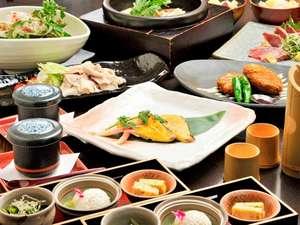 ホテル1階テナント【夜噺 】和風創作料理のお店です♪