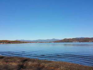 山中湖畔荘清渓