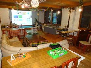 レイクサイド ホステル ジル 白樺湖:映画もゲーム、調理も出来て、さらに朝食無料!第2の家として使い勝手も抜群!