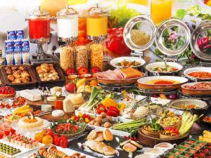 女性向け朝食がおいしいホテル