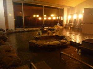 温泉リゾート風の国(ホテル&コテージ):【温泉】