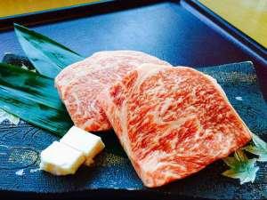 温泉リゾート風の国(ホテル&コテージ):【島根和牛】画像はイメージです。会席料理に付くお肉の量とは異なります。