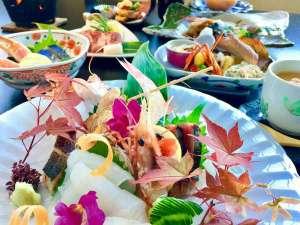 温泉リゾート風の国(ホテル&コテージ):豪華会席料理