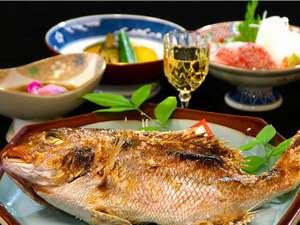美章苑:お料理は地元の新鮮な食材を使用しています♪